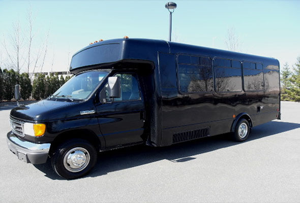 18 Passenger Party Buses Jacksonville