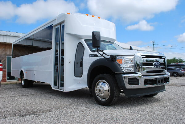 22 Passenger Party Bus Rental Jacksonville Florida