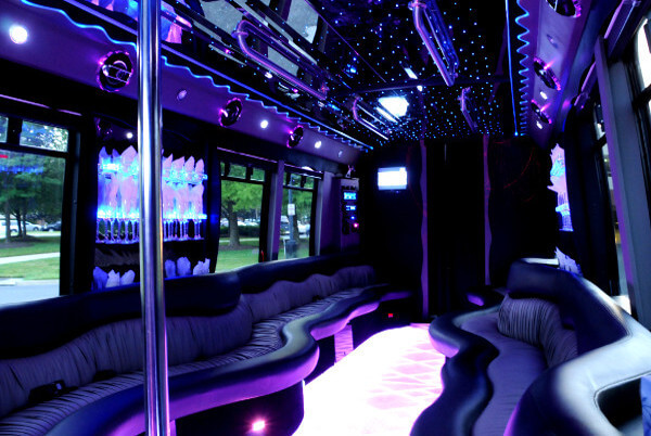 22 Seater Party Bus JacksonvilleFL