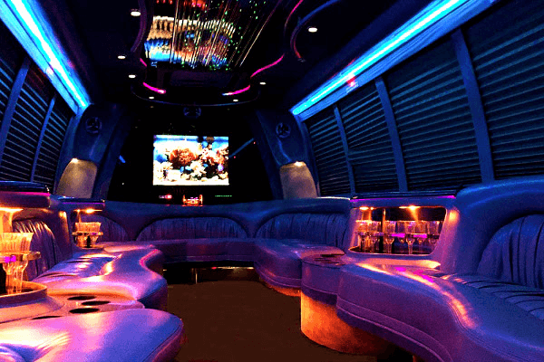 Jacksonville 18 Passenger Party Bus