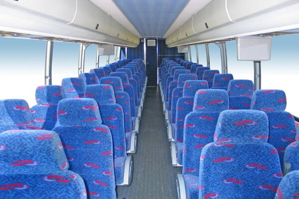 Jacksonville 50 Passenger Party Bus Service