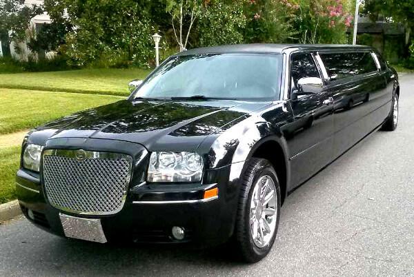 Jacksonville Florida Chrysler 300 Limo