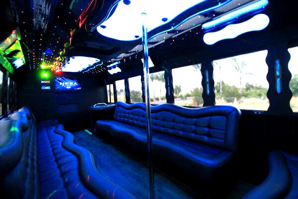 Party Bus For 40 People Jacksonville