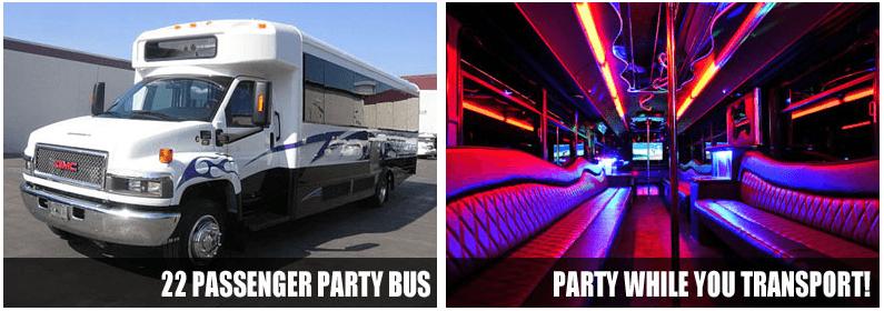 Party Bus Rentals Jacksonville