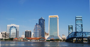 Downtown Jacksonville party bus rental