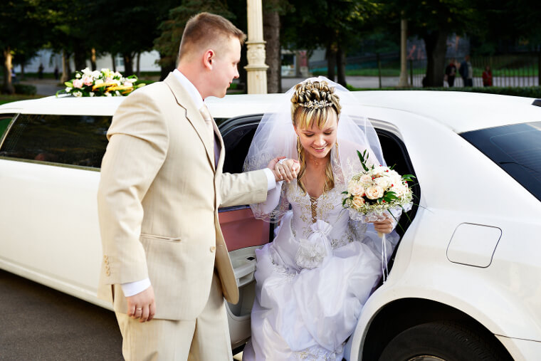 Jacksonville Wedding Limo Rental